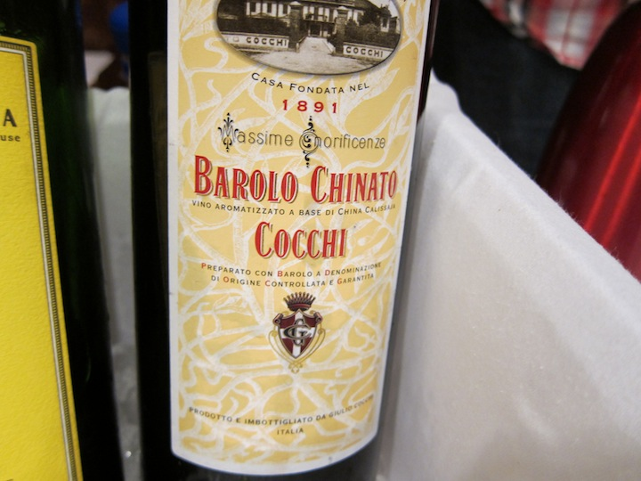 Barolo Chinato Cocchi