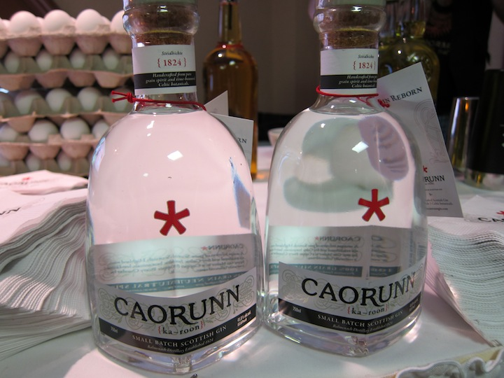 Caoruun Small Batch Scottish Gin