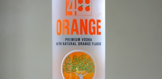 4 Orange Premium Vodka With Natural Orange Flavor