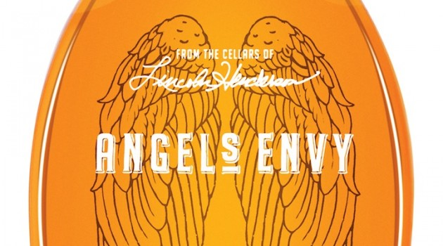 Angel's Envy Bourbon Whiskey
