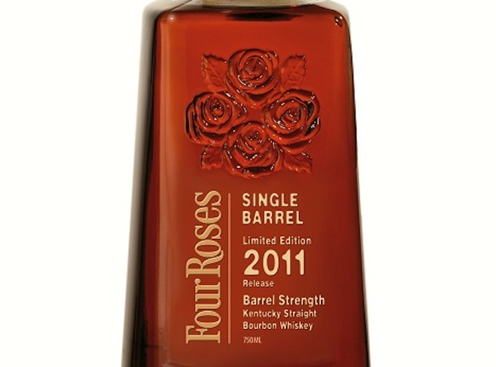 Four Roses Limited Edition Single Barrel Bourbon 2011