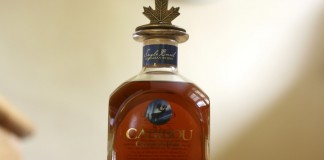 Caribou Crossing Canadian Whiskey