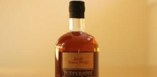 Temperance Trader Straight Bourbon Whiskey