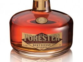 2011 Old Forester Birthday Bourbon