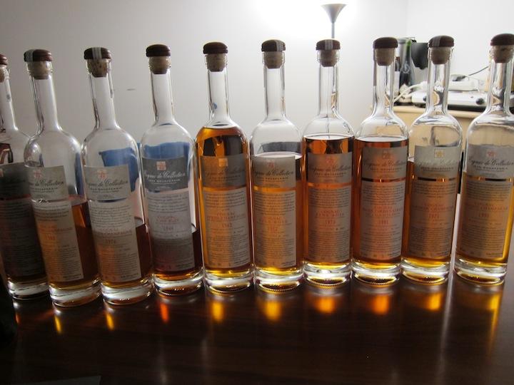 Cognac Jean Grosperrin Cognacs