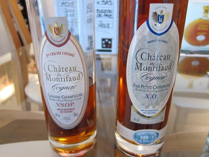 Cognac Chateau de Montifaud XO Cognac