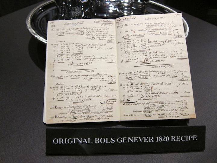 1820 Bols Genever Recipe