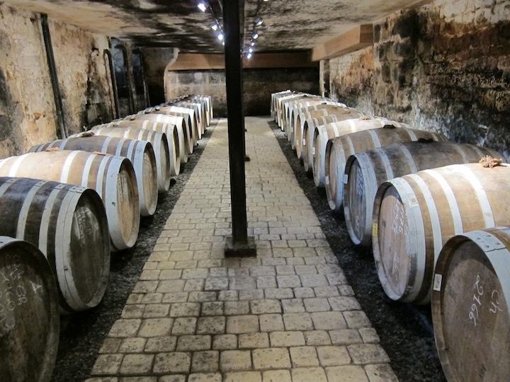 The Cognac Cellar at Hein