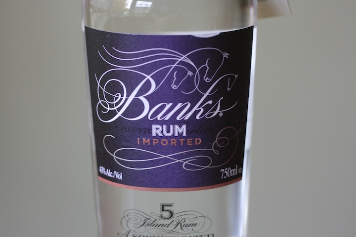 Banks 5 Island Rum