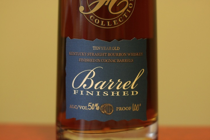 Parker's Heritage Collection Barrel Finished Whiskey