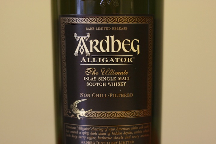 Ardbeg Alligator Islay Single Malt Whisky