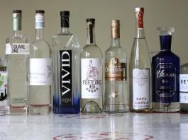 10 Vodkas Reviewed