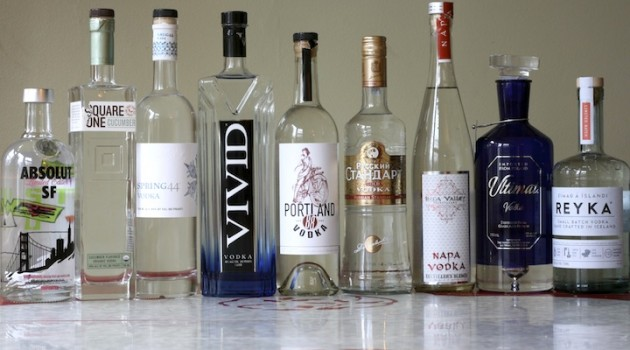 10 Vodkas Reviewed