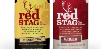 Red Stag Honey Tea and Red Stag Spiced