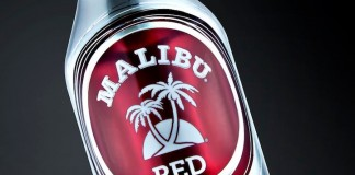 Malibu Red Rum, Tequila and Coconut