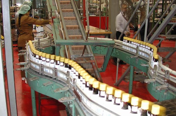 Angostura Bitters Gets Bottled