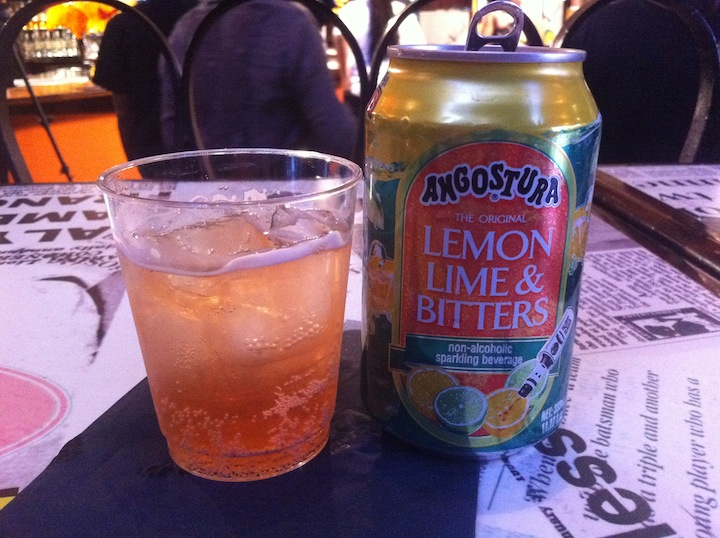 LLB - Lemon, Lime and Angostura Bitters