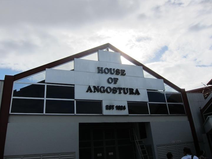 The House of Angostura