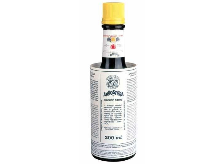 Angostura Bitters Bottle