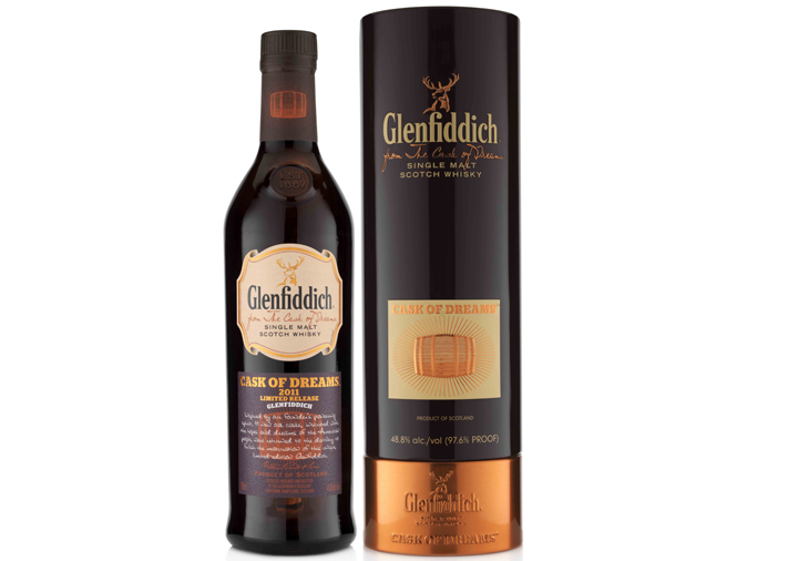 Glenfiddich cask of dreams: 2012 limited edition tasting notes.