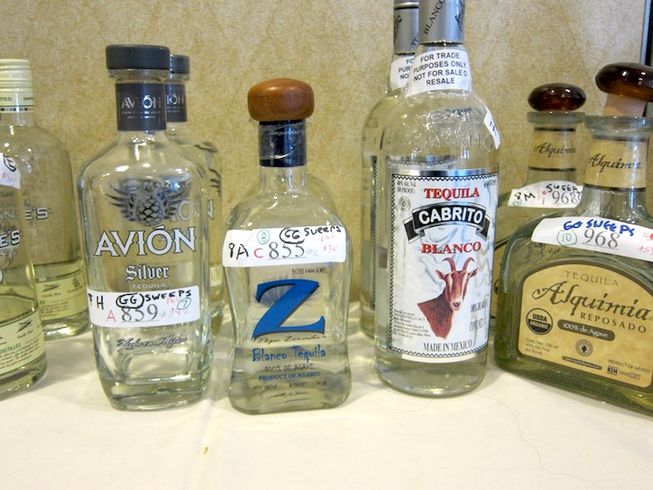 The Big Reveal - Tequila Avion Is That Great Tequila in Glass 7!