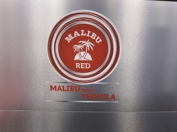 Malibu with Tequila