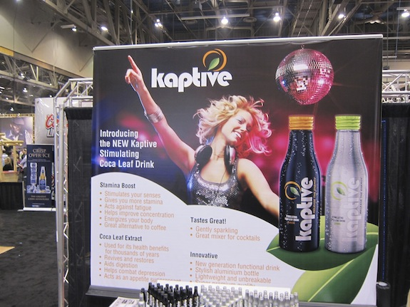 Kaptive Energy Drink