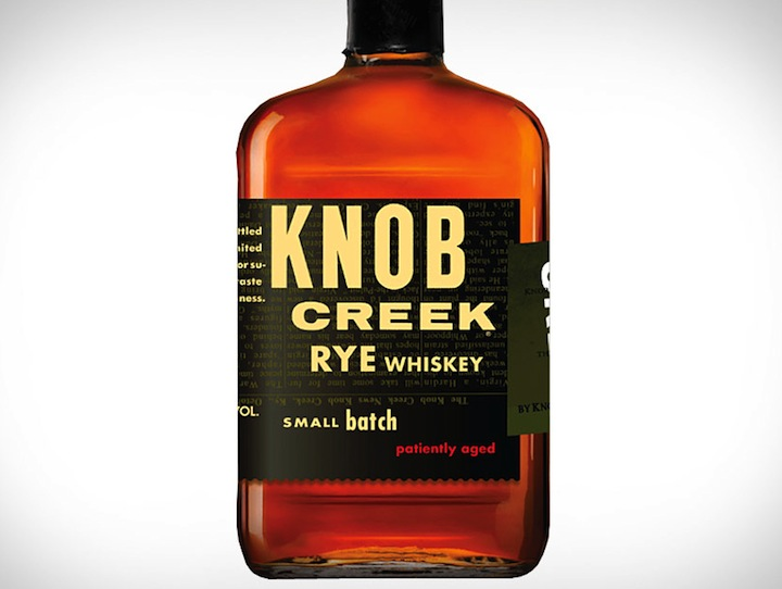 Knob Creek Small Batch Rye Whiskey