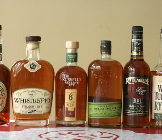 Best Rye Whiskey