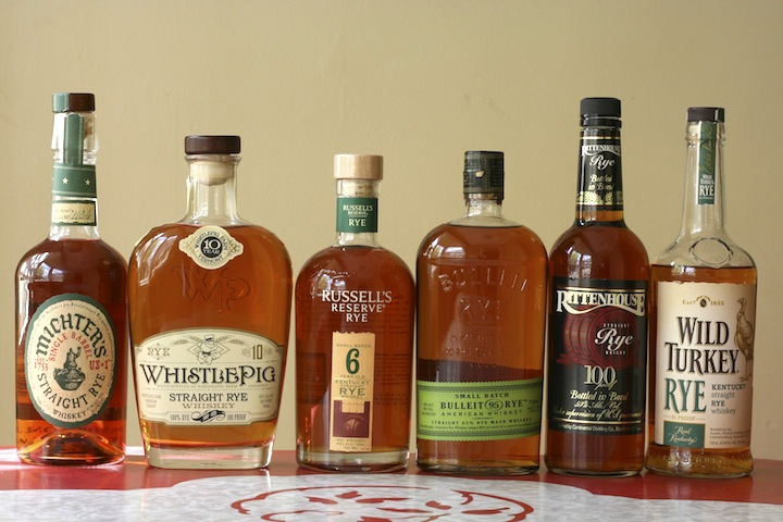 Best rye whiskey reviews drink spirits for Most popular whiskey drinks