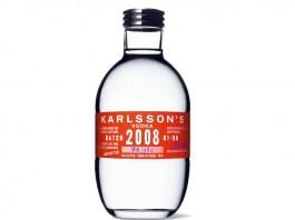 Karlsson's Batch 2008 Vodka