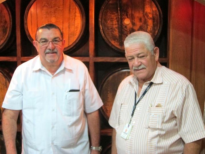 Rum Maestros from Brugal