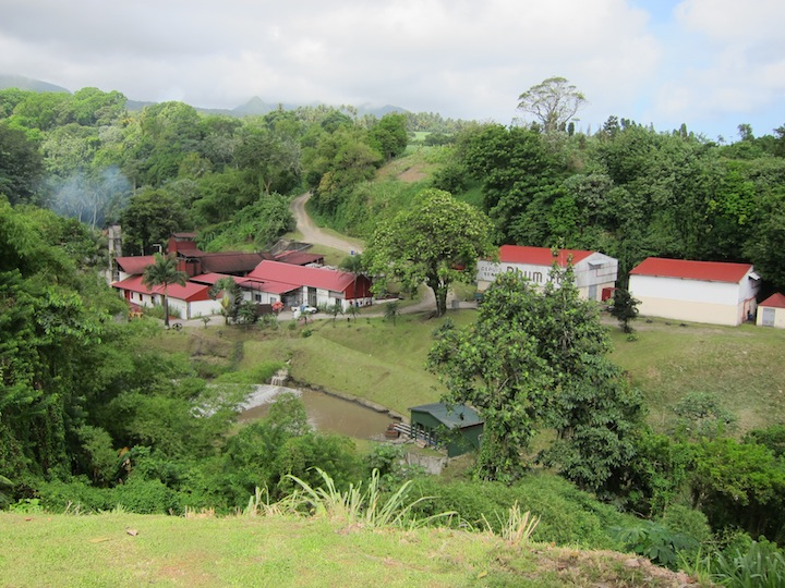 Rhum JM Distillery in Martinique