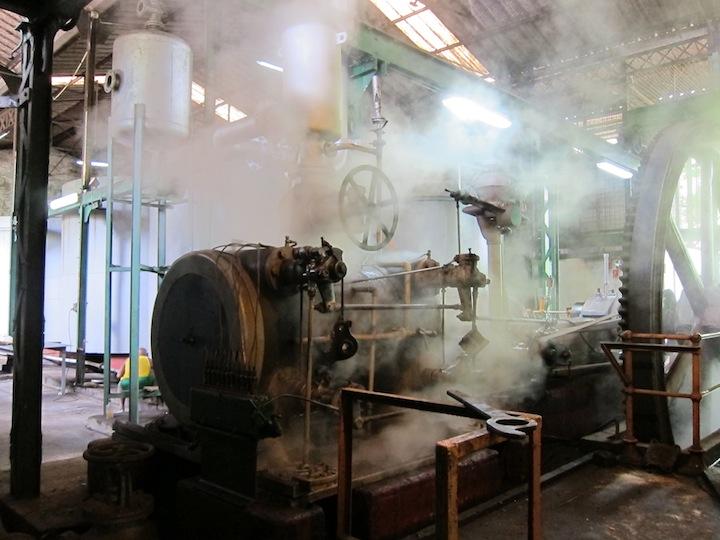 The Distillery at La Favorite