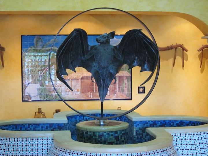 Bacardi's Iconic Bat