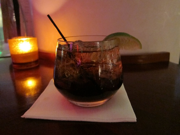 The Cuba Libre Cocktail