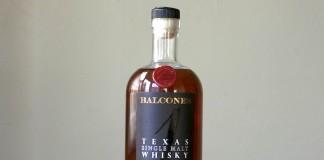 Blacones Single Malt Texas Style Whiskey