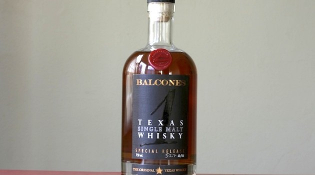 Blacones Single Malt Texas Style Whiskey