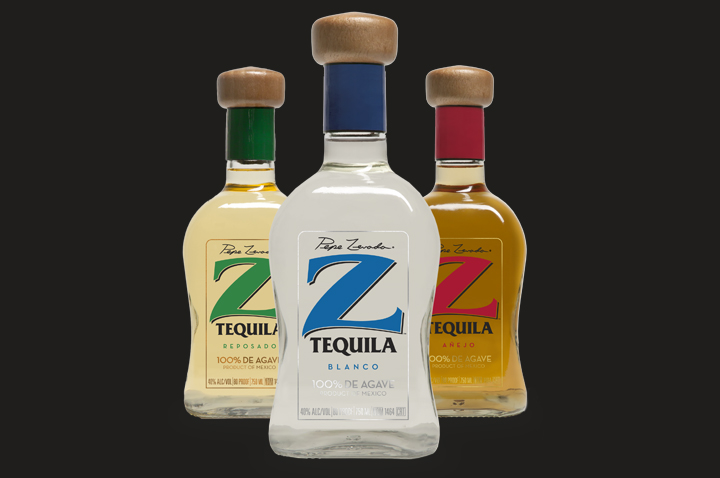 Z Tequila - Blanco, Reposado and Anejo
