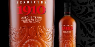 Pendleton 1910 Canadian Rye Whiskey