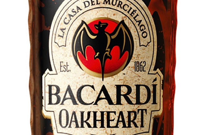 Bacardi Oakheart Spiced Rum Review Drink Spirits