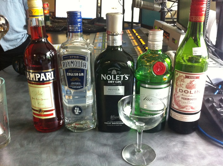 How to make a negroni