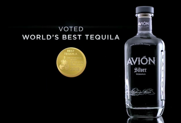 Tequila Avióon TV Commercial