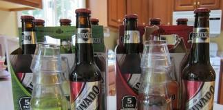 Bruvado Beer and A Shot