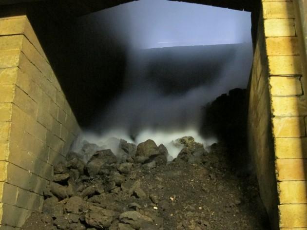 Peat Smoke Used To Dry The Malt