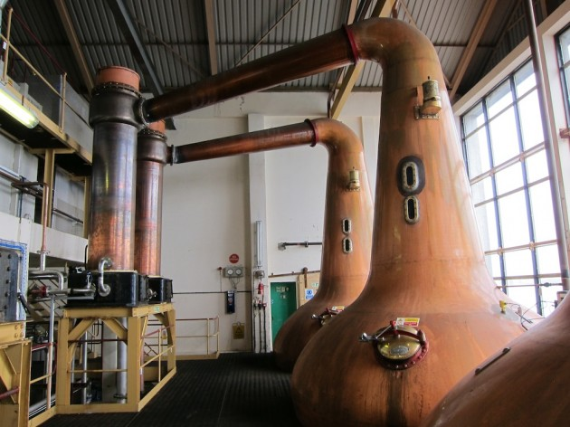 The Stills At Caol Ila