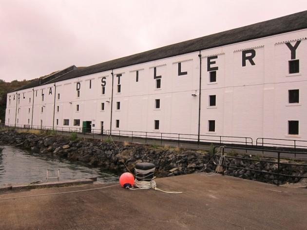 Caol Ila Islay Whisky Distillery