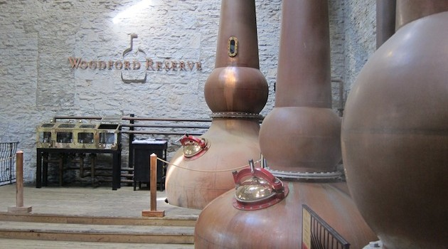 Behind The Scenes of Woodford Reserve