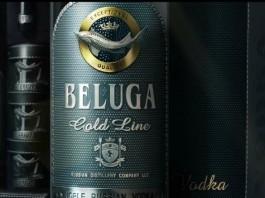Beluga Gold Line Noble Vodka