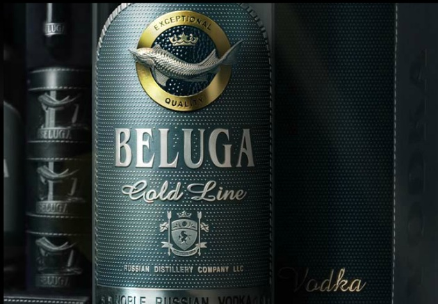 Beluga Gold Line Noble Vodka